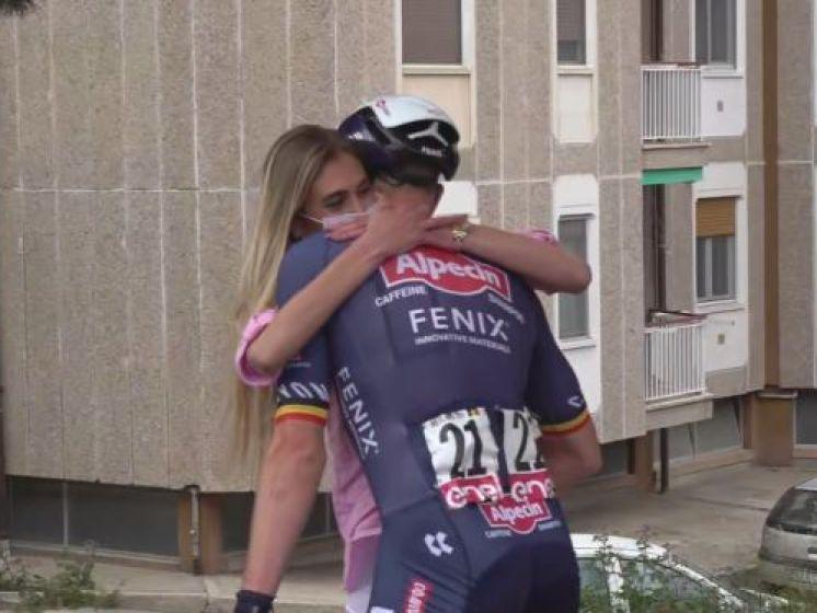 Merlier spurt na derde plaats in Termoli recht in armen van lief Cameron Vandenbroucke