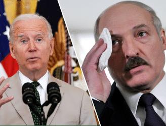 """Verenigde Staten leggen """"grootste sancties ooit"""" op aan Wit-Rusland"""