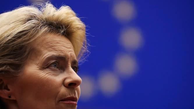 Verenigd Koninkrijk draagt voor verkiezingen geen kandidaat-eurocommissaris meer voor, Von der Leyen wil ook zonder Brit aan de slag