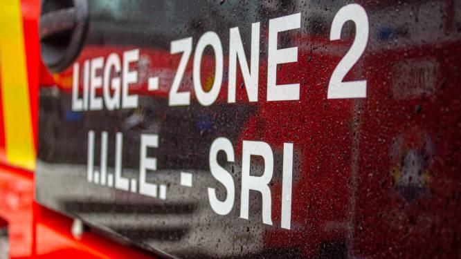 Une femme âgée grièvement blessée dans un incendie à Boncelles