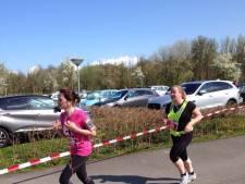Eerste vijf kilometer aan één stuk tijdens Ladiesrun in Goes