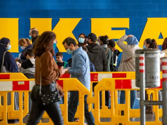 Nooit gaf u meer uit aan IKEA dan afgelopen jaar