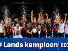 Orion volleybalkampioen van Nederland