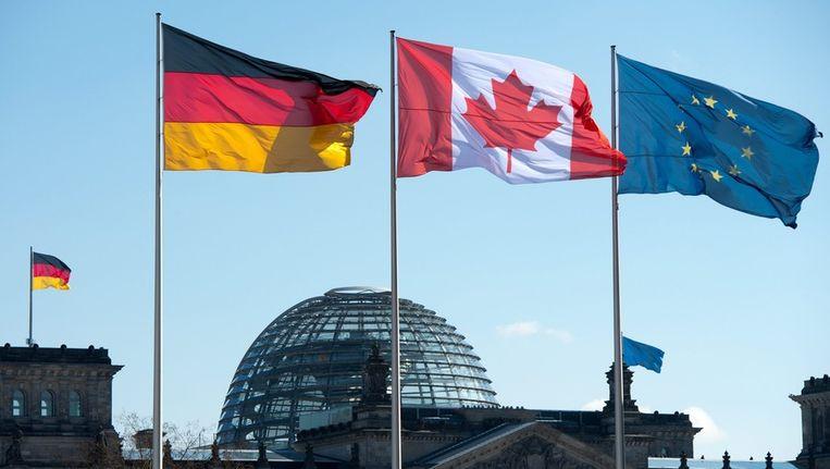De Bondsdag in Berlijn Beeld epa