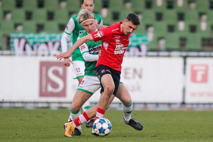 FC Dordrecht - Helmond Sport
