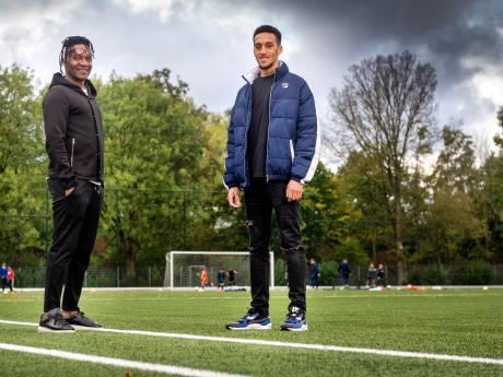 Marley Ibrahim in het spoor van vader Ali: 'Van die hakbal tegen Ajax'