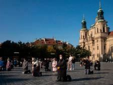 Plus de 15.000 nouveaux cas en Tchéquie, un record