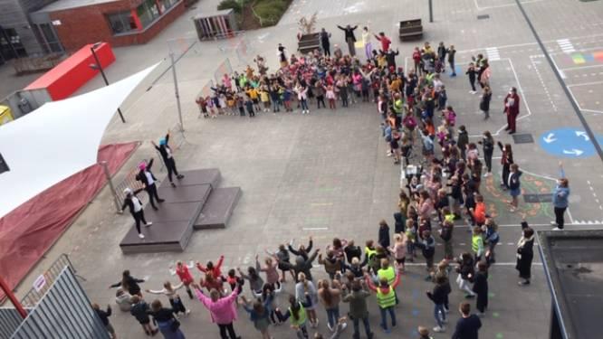 """Basisschool De Springplank gaat vijf uitdagingen aan tijdens de Sterrenweek: """"We zijn nu een 5-sterrenschool"""""""
