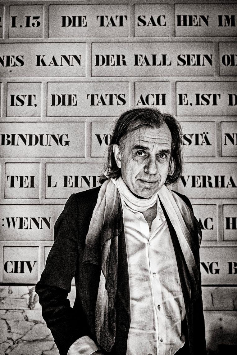 Psychiater Dirk De Wachter. Beeld Tim Dirven