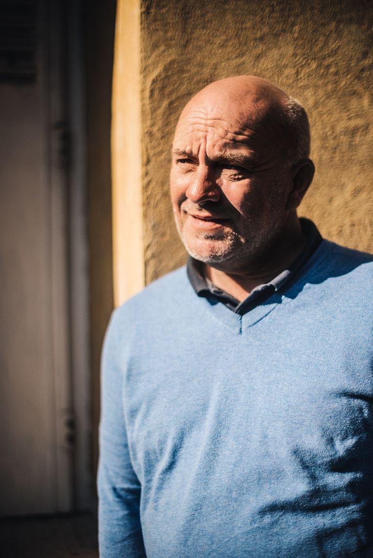 Piet Huysentruyt: 'Er zijn al chefs die geen vegetarische of veganistische maaltijden meer serveren. Dat is misschien hard, maar ik vind dat er wel boenk op.' Beeld Carmen De Vos