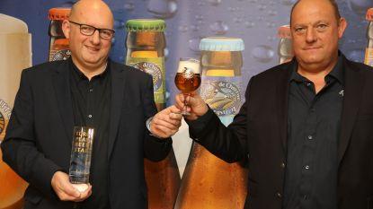 Beste blond bier van Europa komt uit dorp Frank Van den Broucke