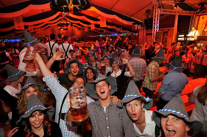 Een Oktoberfest in Tilburg