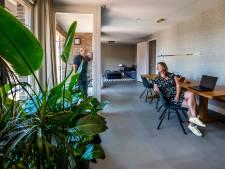 In dit appartement in hartje Utrecht waan je je op vakantie in een vijfsterrenhotel