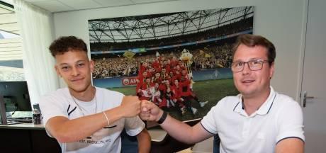 Done deal: Vitesse huurt talent Julian von Moos van FC Basel, met optie tot koop