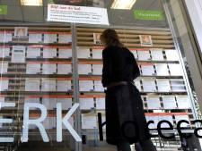 Forse daling van het aantal werklozen in deze regio