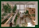 De Melkfabriek wordt een soort binnentuin voor alle bewoners van het Campinaterrein/Plan De Caai. Ook komen er bedrijven.
