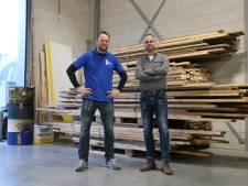 Adriaan kickte af van de GHB en leert nu een vak in de meubelfabriek van Waypoint