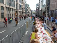 Bruxelles et plusieurs villes belges sans voitures ce dimanche