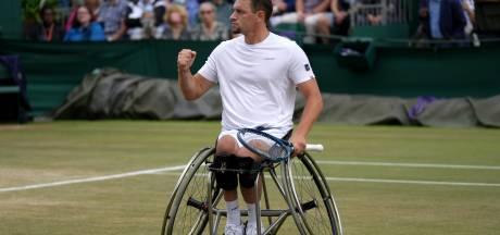 Joachim Gérard jouera sa première finale à Wimbledon