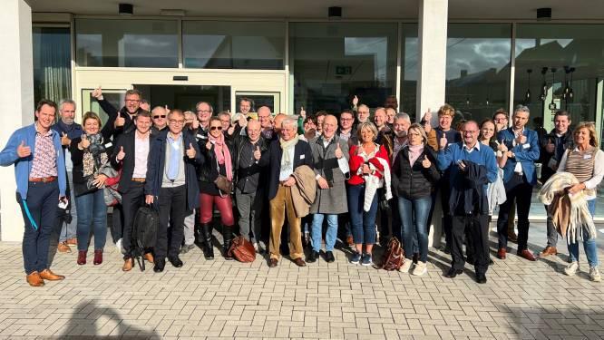 Delegatie uit Waalse zorgsector doet inspiratie op bij wzc Het Laar