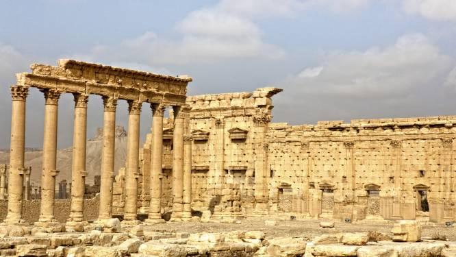 """""""IS blaast weer tempel op in Palmyra"""""""