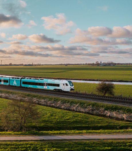 Eindelijk een elektrische trein door de Achterhoek en Liemers, maar heel ver komt hij nog niet