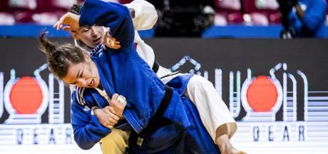 Lichtgewicht Sanne Verhagen uit Best belangrijke troef voor judoka's op de Olympische Spelen