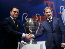 Ajax op 10 en 16 april tegen Juventus