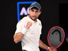 Australian Open-sensatie Karatsev pakt in Dubai eerste titel