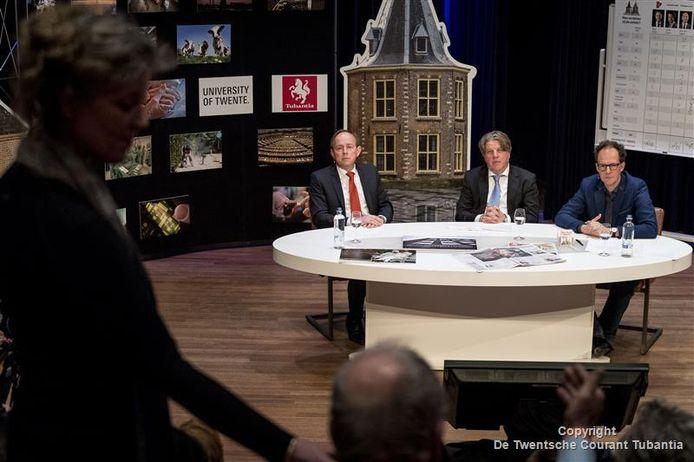 Kees van der Staaij liet zich in maart 2017 interviewen in het kader van 'Van torentje naar torentje', een gezamenlijk project van de UT en De Twentsche Courant Tubantia.