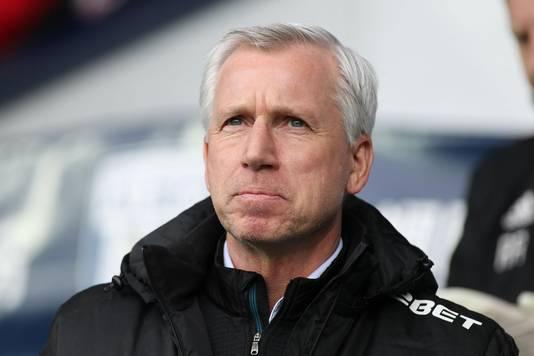 Alan Pardew, de nieuwe hoofdtrainer van ADO Den Haag.