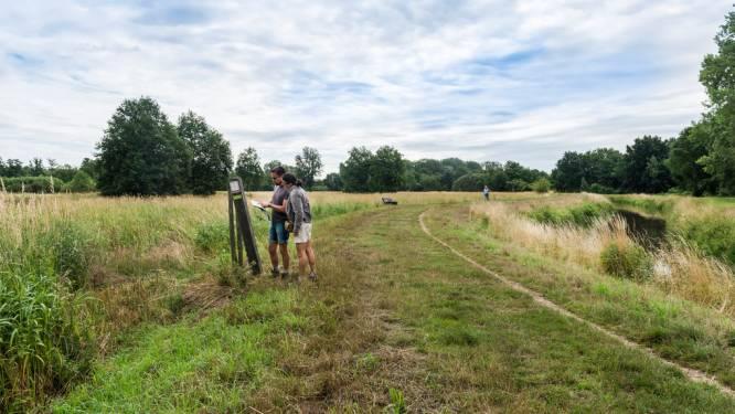 Twee nieuwe wandelpaden in Zammelsbroek