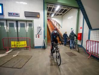 """Gezocht: aannemer die versleten liften in Antwerpse Voetgangerstunnel wil restaureren: """"De werken zijn complex"""""""