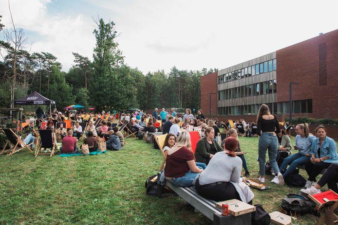 De zesde editie van de jaarlijkse studentenpicknick in Genk.