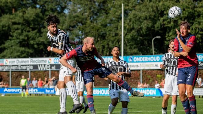 Breekijzer Kooijmans verlost Achilles: 'Nu al meer punten dan vorig seizoen'