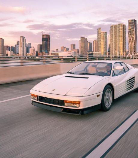 Zo gaat het nu met de Ferrari's van tv-serie Miami Vice