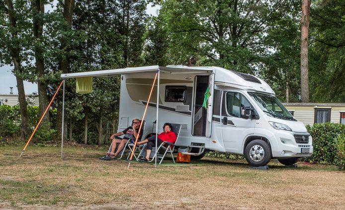 Wie met de camper of caravan op pad gaat, is de komende weken gewoon welkom op de meeste campings in Gelderland.