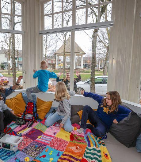 Voor de kinderen van Villa ExpertCare in Waalre komt de wereld dichterbij