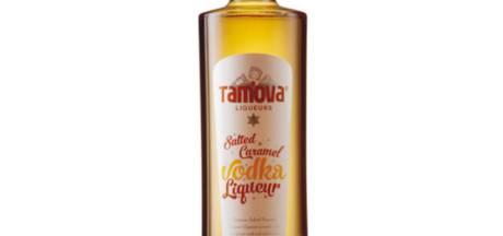 Er is nu een wodka met gezouten karamel smaak