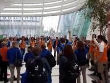 Studenten Ter AA en Summa wachten op uitslag bij WorldSkills