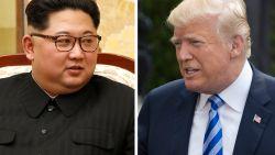 """Trump: """"Ontmoeting met Kim Jong-un zou misschien toch kunnen doorgaan"""", ook Noord-Korea nog steeds bereid om in dialoog te treden met VS"""