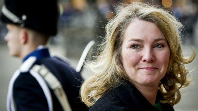 Minister van Infrastructuur en Milieu Melanie Schultz van Haegen. Beeld ANP