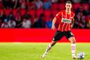 Olivier Boscagli staat woensdag aan de aftrap tijdens Galatasaray-PSV, waarin de Eindhovenaren een 5-1 voorsprong verdedigen.