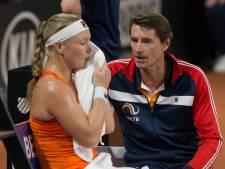 Oranje in Fed Cup tegen China