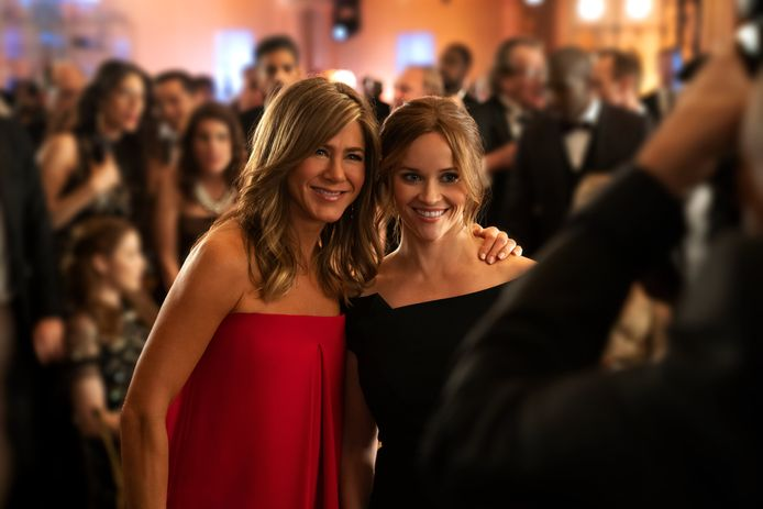 The Morning Show, met Jennifer Aniston en Reese Witherspoon