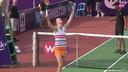 Alison Van Uytvanck won de Tashkent Open.