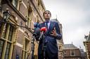 CDA-leider Wopke Hoekstra over het Omtzigt-memo.