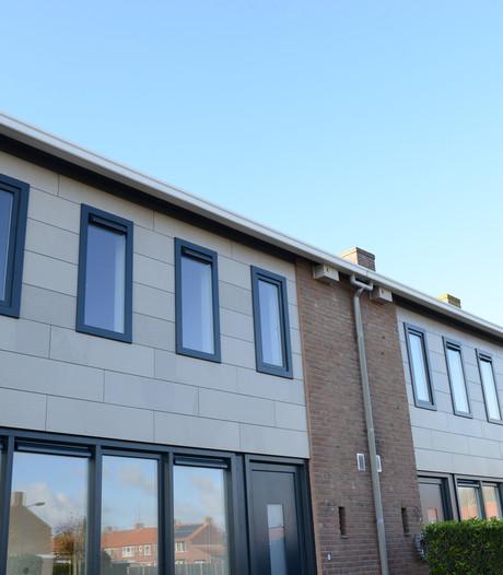 Primeur voor Biervliet: woningen gerenoveerd met vlasvezels