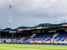 Compromis bereikt over mix van spandoeken en reclameborden bij Willem II