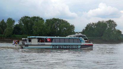 Nieuwe Vlaamse regering verzekert voortbestaan Waterbus